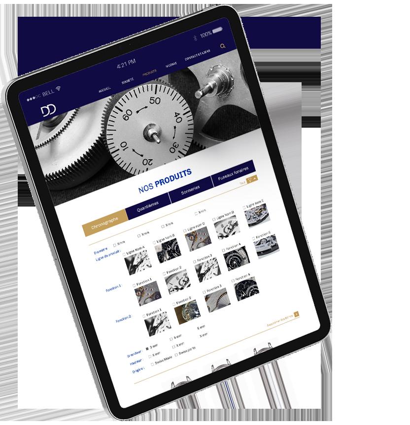 Agence Web - Création de site internet responsive à Lyon