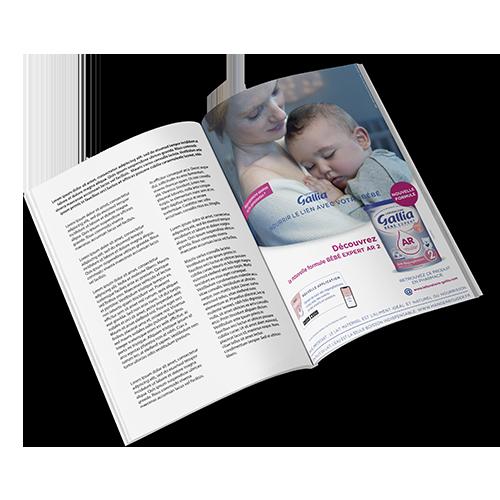 Création de foyers et brochures commerciales - Agence marketing et création de stratégie de contenu - AVICOM' Lyon