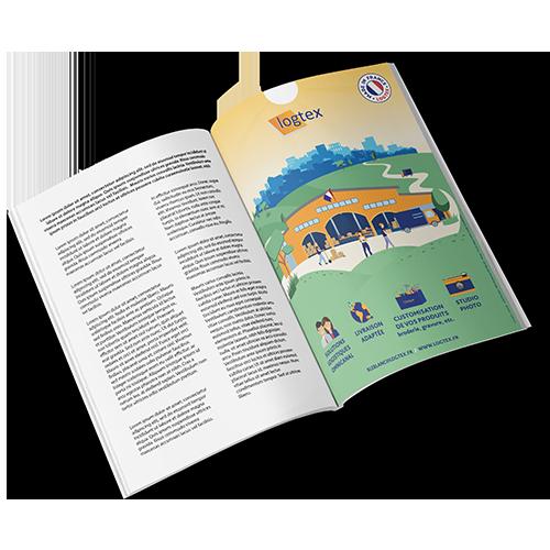 Agence de publicité à Lyon - Création de brochure professionnelle, affichage grand format, site internet - AVICOM'