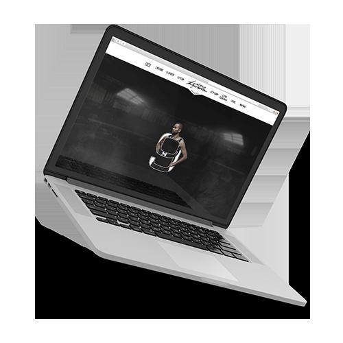 Création de site internet responsive et identité visuelle adaptée - Agence design et digitale sur Lyon, AVICOM'