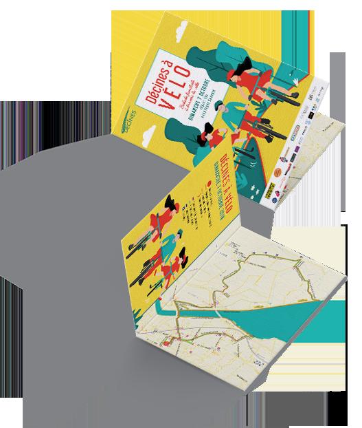 Création e brochures et foyers sur Lyon - AVICOM'