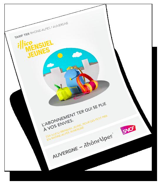 Création de flyer sur Lyon AVICOM' agence de communication
