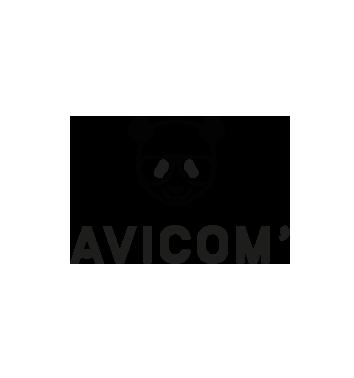 Création de logo et charte graphique sur Lyon AVICIOM'