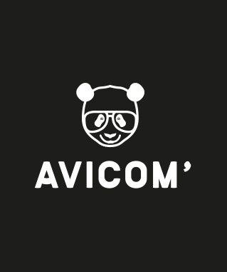 Déclinaison de couleur pour logo design - Agence de publicité Lyon
