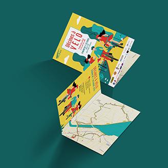 Création de brochures design - Agence de création sur Lyon AVICOM'