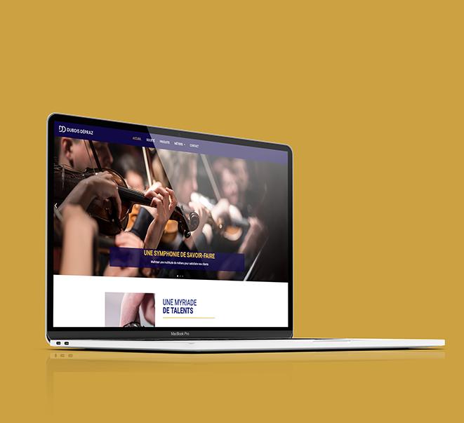 Agence web et création digitale - Agence web, création de site internet sur Lyon - AVICOM'