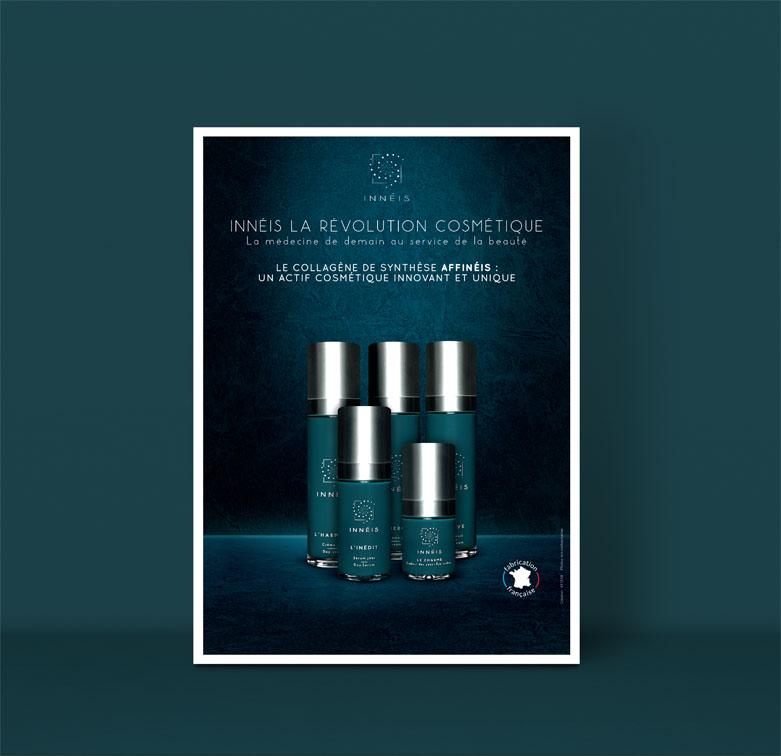 Création affiche design - Agence créa